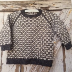 louis Sweater 1-3 år