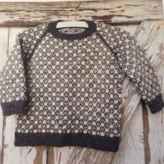 louis Sweater 2-3 år