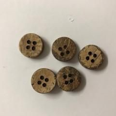 Kokosknapper 15 mm