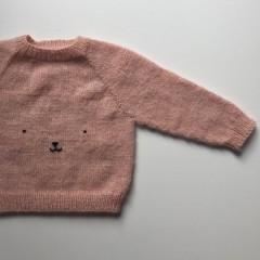 Bamse sweater - PetiteKnit