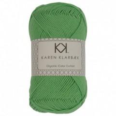 Karen Klarebæk Bomuld 8/4-Lime Grøn 15