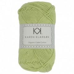 Karen Klarebæk Bomuld 8/4-Lys Grøn 14