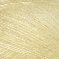 Sandnes Tynd Silk Mohair-Lys Gul 2101