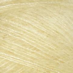 Tynd Silk Mohair | Lys Gul 2101