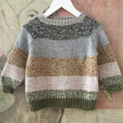 Mix Sweater 3 mdr til 10 år