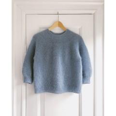 Novice Sweater - Mohair Edition