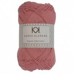 Karen Klarebæk Bomuld 8/4-Gammel Rosa 32