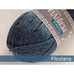 Peruvian Highlander wool - Filcolana-814 Storm Blue (melange)