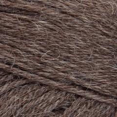Mini Alpakka   Mellembrun meleret 2652