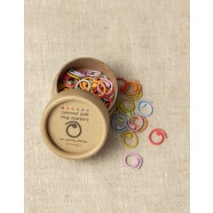 CocoKnits | Colorful Split Ring Markers